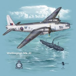 Wellington Coastal Command RAF