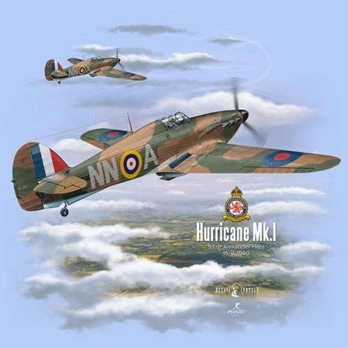 Hawker Hurricane Mk. I (The Battle of Britain)