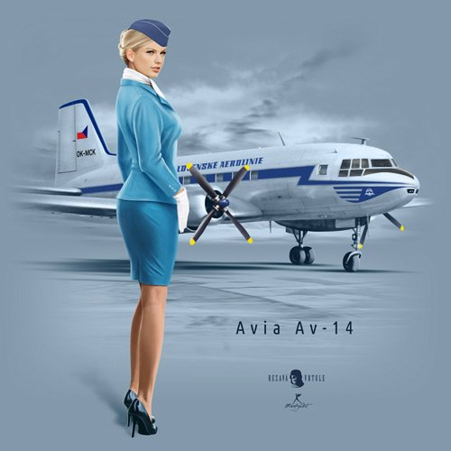 Stewardess IV